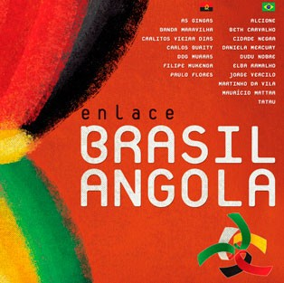 Enlace Brasil Angola - CD/DVD